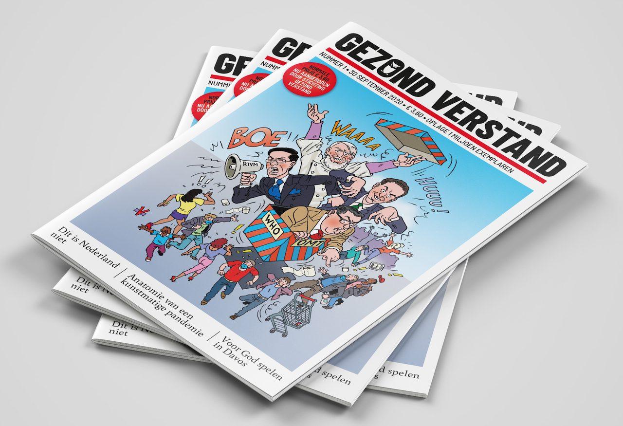 De Andere Krant Gezond Verstand Voor Heel Nederland